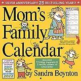 Mom's Family Wall Calendar 2022