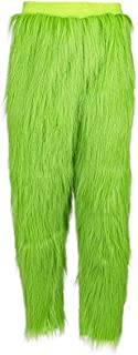 Best green furry trousers Reviews