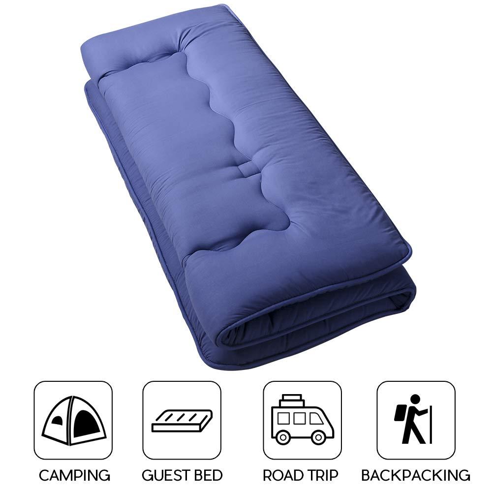 Colchón de futón japonés, colchón de Tatami Grueso, colchón ...