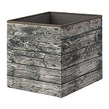 Generisch IKEA Dröna - Caja de almacenamiento para estantería Kallax, 33 x 38 x 33 cm (aspecto de madera)