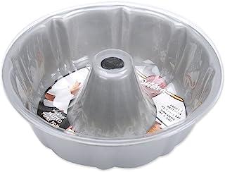 Wilton Recipe Right Non-Stick Fluted Tube Pan, 9.75-Inch
