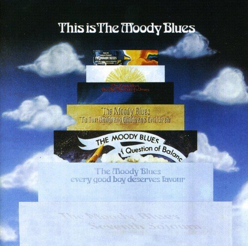 This is The Moody Blues (Paper Sleeve/UHQCD/MQA-24bit Remaster) [Import]