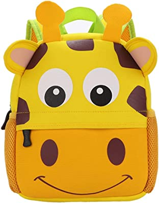 Child Backpack Cute Animal Shape Toddler Kid School Bags Kindergarten Cartoon Small Shoulder Bookbags Gift for