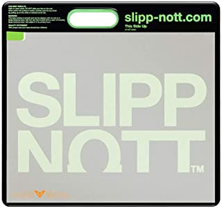 Slipp-Nott Traction System for Basketball Volleyball Base Set(Base with 30 Sheets Sticky Mat)