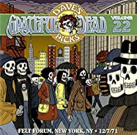 Dave's Picks Vol.22: Felt Forum, Nyc 12 / 7 / 71