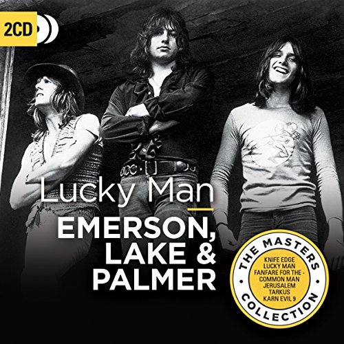 Lake & Palmer Emerson - Lucky Man
