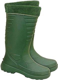 Lemigo Blgrenlander_Z43 Chaussures de Travail, Vert, 43 Taille
