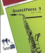 quarkxpress 9 for mac