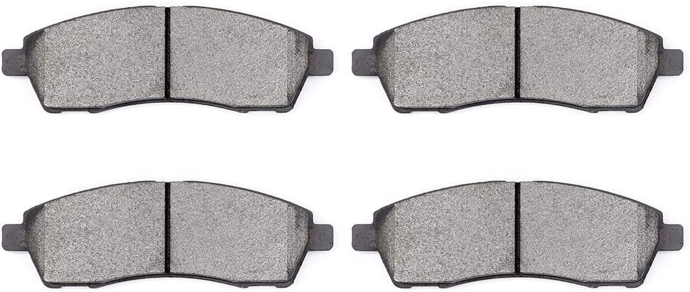 Ceramic Brake Indefinitely Pads NEW before selling Kit SCITOO 2000-2005 Rear for Fit