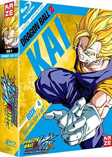 Dragon Ball Z Kai-Box 4/4 Collector BluRay-The Final Chapters [Blu-Ray]