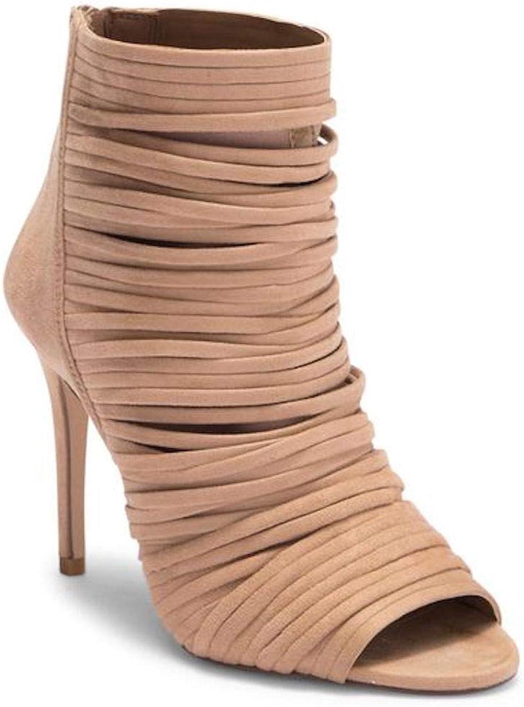 BCBGeneration Frauen Elle Dream Offener Zeh Fashion Stiefel  | Qualität und Verbraucher an erster Stelle