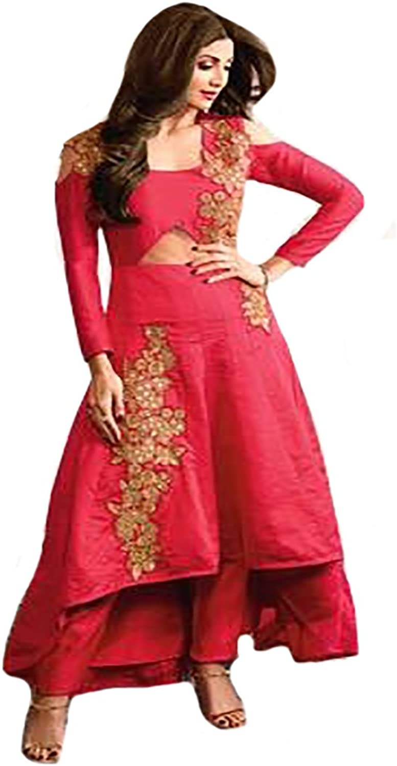 Bollywood Collection Anarkali Salwar Kameez Ceremony wedding Bridal Muslim Eid 8812