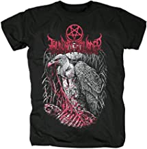 Biooarc Thy Art Is Murder Punk Metal Grindcore Black Short Sleeve Men's Cotton T-Shirt
