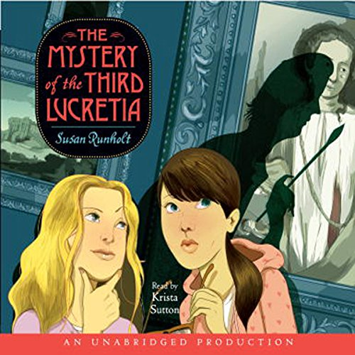 The Mystery of the Third Lucretia audiobook cover art