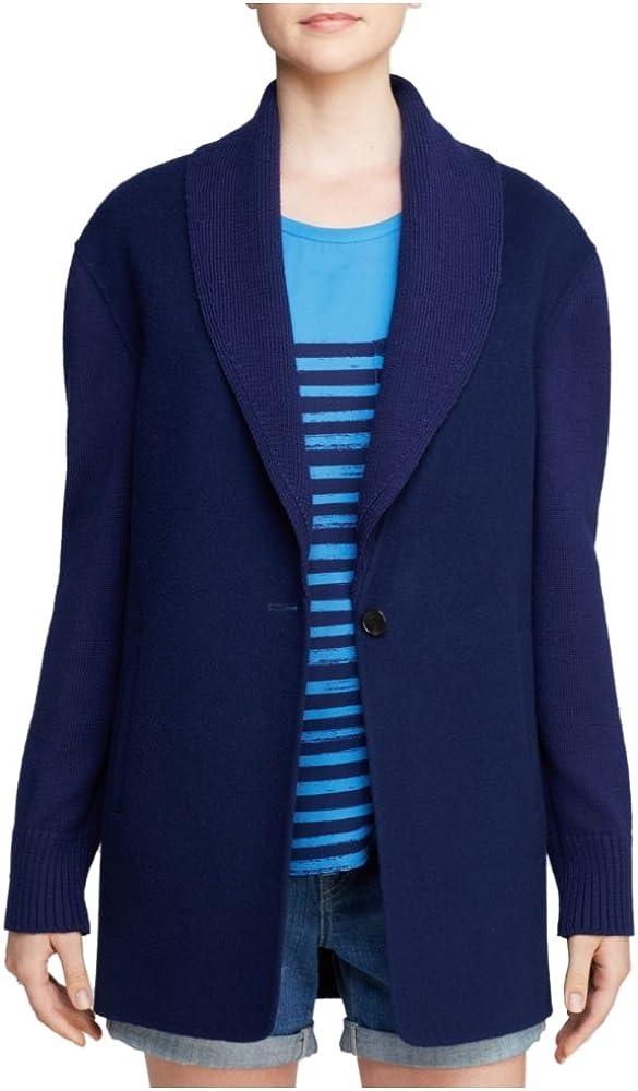 Vince Women's Shawl Collar Wool Blend Cardigan Sweater