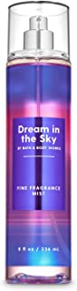 Bath and Body Works DREAM IN THE SKY Lavender Clouds Fine Fragrance Mist 8 Fluid Ounce (2020 Limited Edition)