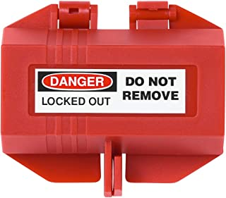 ABUS P110 Safety Lockout Device Electrical & Switch Power Plug - 110V