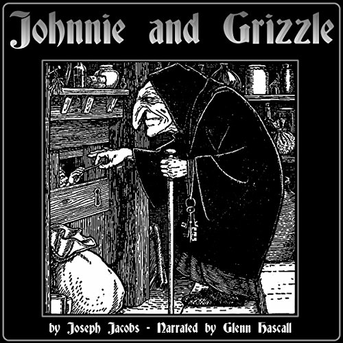 Johnny and Grizzle cover art