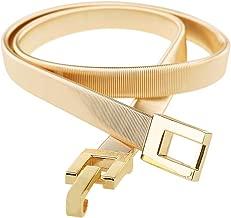 designer gold chain belt