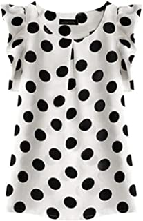 Best white shirt with black dots india Reviews