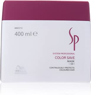 Wella SP Color Save Mask for Coloured Hair, 400ml
