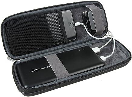 Hermitshell Hard EVA Travel Case Fits RAVPower 26800mAh External Battery Pack Power Bank