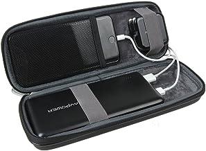 Hermitshell Hard EVA Travel Case Fits RAVPower 26800mAh / 32000mAh / 20000mAh External Battery Pack Power Bank