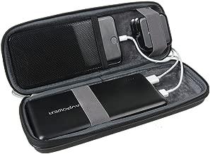 Hermitshell Hard EVA Travel Case Fits RAVPower 26800mAh/32000mAh External Battery Pack Power Bank