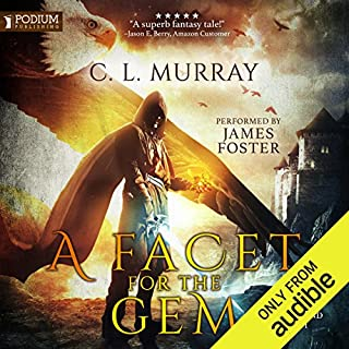 A Facet for the Gem audiobook cover art
