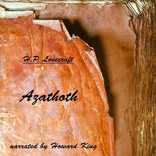 Azathoth audiobook cover art