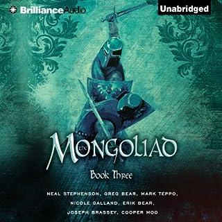 The Mongoliad: The Foreworld Saga, Book 3 Titelbild