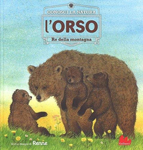 L'orso. Re della montagna. Conosci la natura. Ediz. a colori