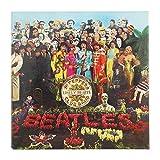 The Beatles Kühlschrankmagnet Sgt Pepper Nue offiziell