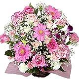 花 誕生日 ギフト バラ Pink rose for birthday or anniversary gift