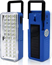 Pick Ur Needs ® Rocklight Solar 36High-Bright LED with Android Charging Support Rechargeable Emergency Light, Multicolour
