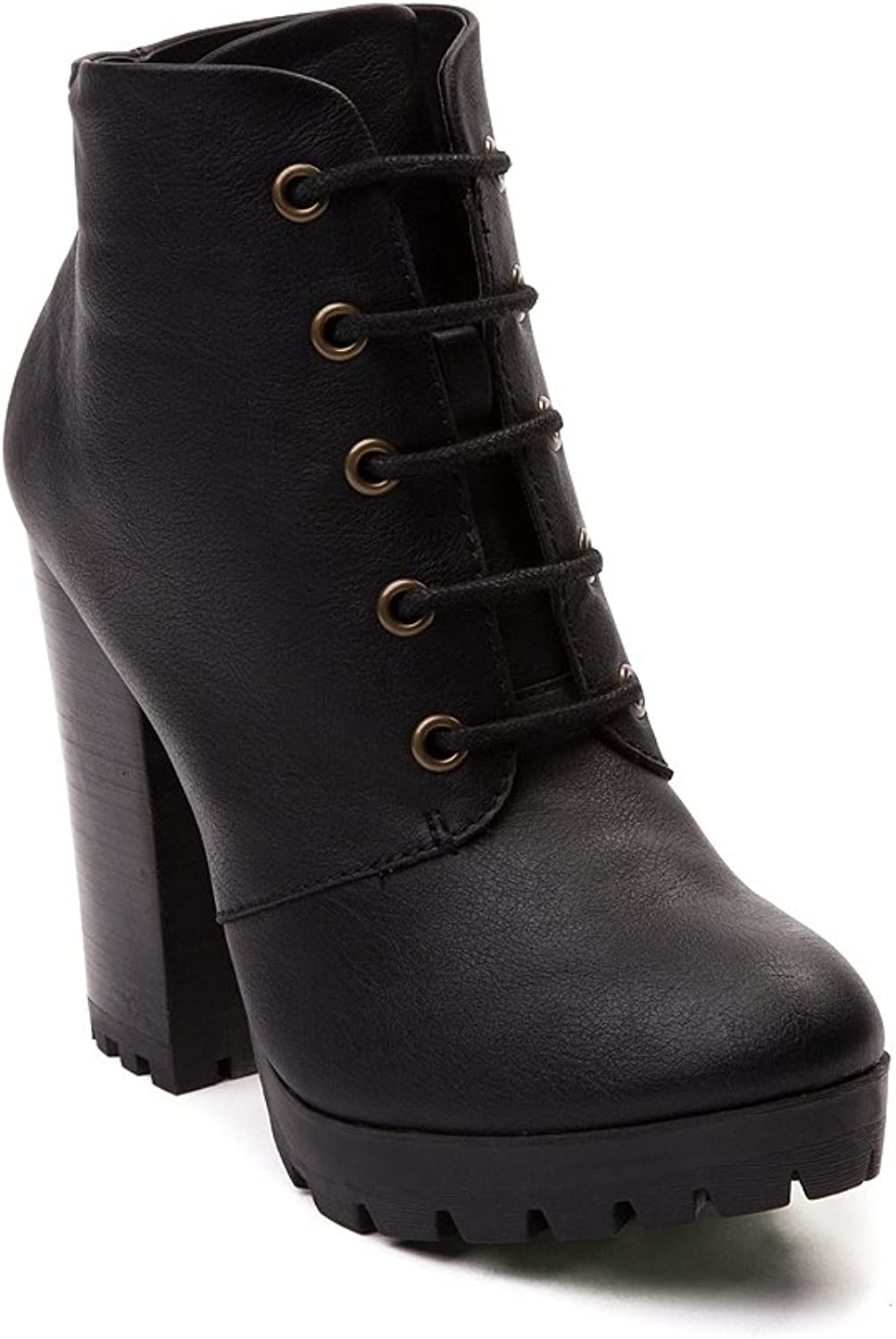 Madden girl Women's Gabby Heeled Boot