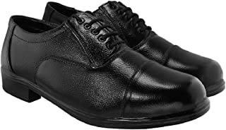 Blinder Mens Black Leather Oxford Formal Shoes