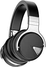 Sponsored Ad - Tapvos E7 Noise Cancelling Over The Ear Headphones with Wireless Bluetooth, Built-in Microphone, Deep Bass,...