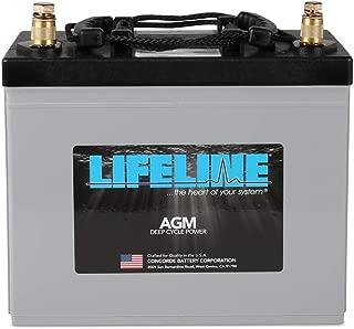 Lifeline Marine AGM Battery GPL-24T