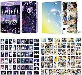 2Pack/108PCS BanTan Boys Lomo Cards BanTan Boys PhotoCards Map Of The Soul:BanTan Boys PERSONA Postcards(Purple-World Tour)