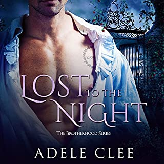 Lost to the Night audiobook cover art