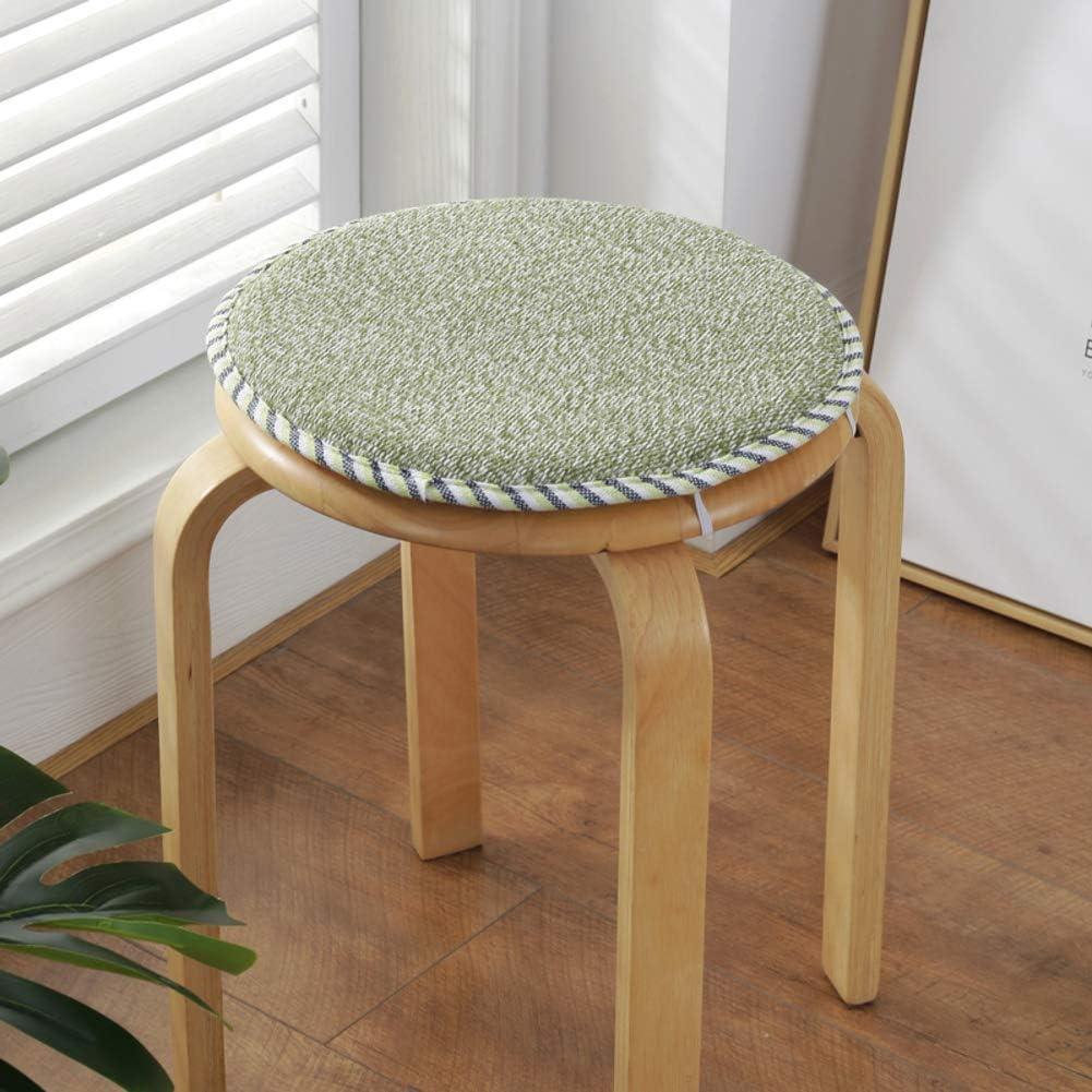 Round Baltimore Mall Chair Cushions seat Cushion Seat Tatami Non Slip Outstanding