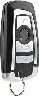 fits 2011-2016 BMW 5, 7, Series, Alphina B7, M5, X3 Keyless Entry Remote Key Fob (KR55WK49863)