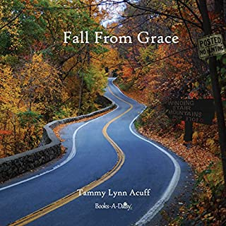 Fall from Grace audiobook cover art