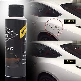 Fine 120ml Car Paint Repairing Liquid, Clear Car Scratch Repair Remover Car Paint Scratch Repair Remover Agent Coating Maintenance Accessory