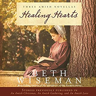 Healing Hearts     A Collection of Amish Romances              By:                                                                                                                                 Beth Wiseman                               Narrated by:                                                                                                                                 Christian Taylor,                                                                                        Brooke Sanford                      Length: 11 hrs and 34 mins     5 ratings     Overall 4.8