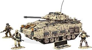 Mega Bloks Call of Duty Desert Tank Collector Construction Set