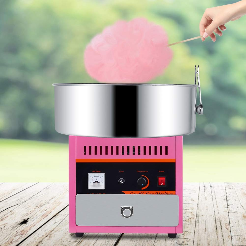 Liukouu Máquina de algodón de azúcar, Mini Fabricante automático ...
