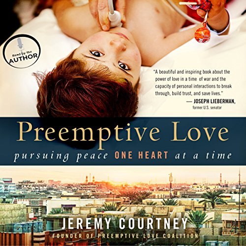 Preemptive Love audiobook cover art
