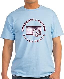 CafePress University of Houston Volleyball Cotton T-Shirt